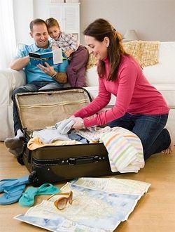 Планирование отдыха за границей