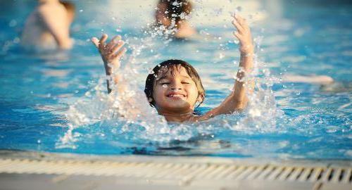 Разрядіи з плавання
