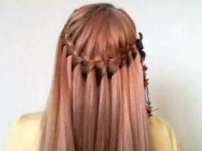 коса водоспад
