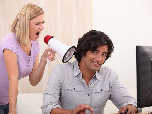 Почему мужчины не слушают женщин?