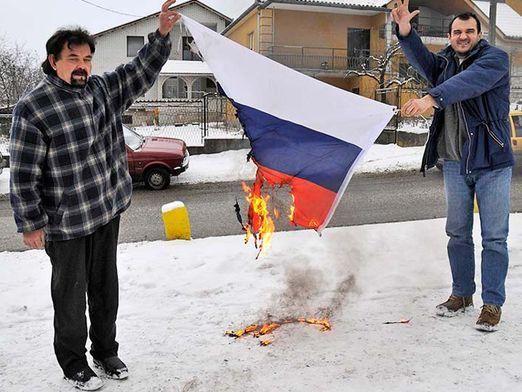 Чому не люблять Росію?
