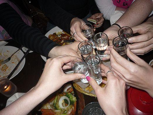 Почему нельзя пить алкоголь?