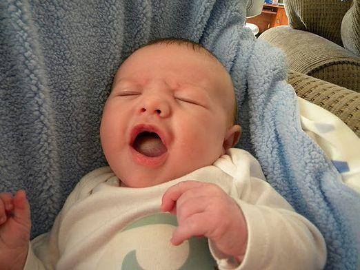 Почему новорожденный плохо спит?