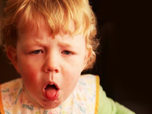 Почему ребенок кашляет?