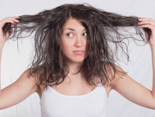 Почему волосы жирные?