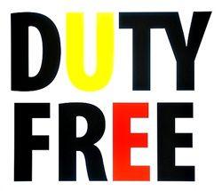 Покупки в магазинах duty free