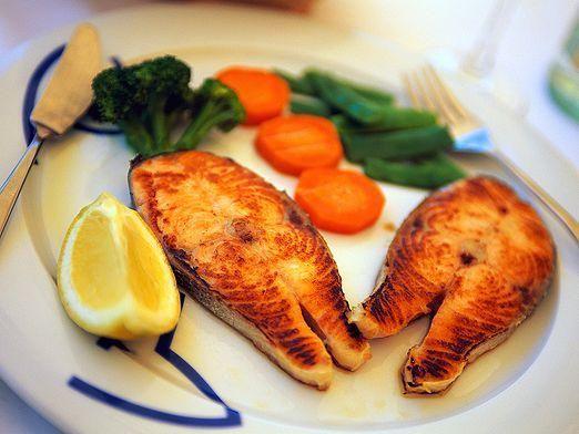 Пост, коли можна їсти рибу?