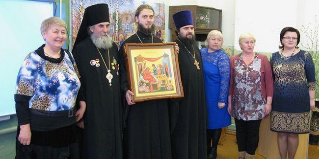 Православний рухливий свято
