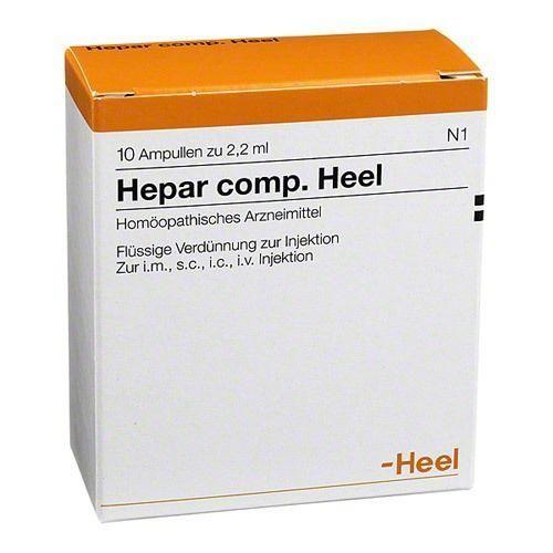 препарат гепар композитум