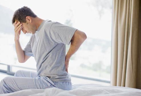 продуло спину симптоми