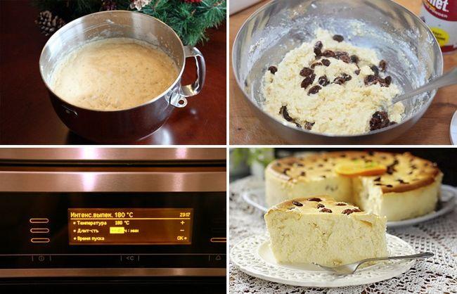 як приготувати запіканку без молока