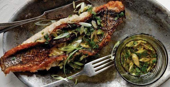 Риба пеленгас в духовці