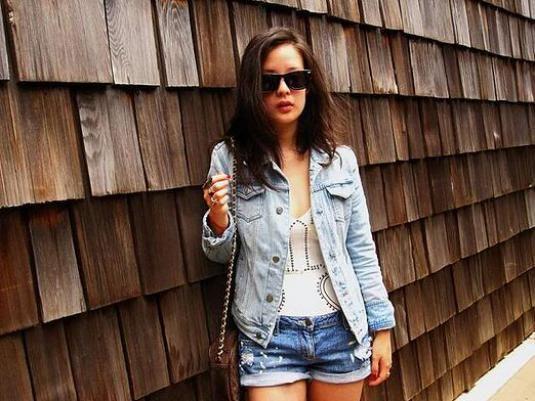 З чим носити джинсову куртку?