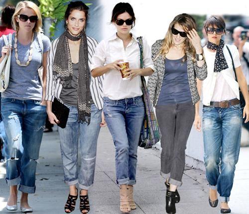 як підібрати джинси