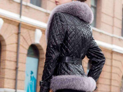 С чем носить короткую куртку?