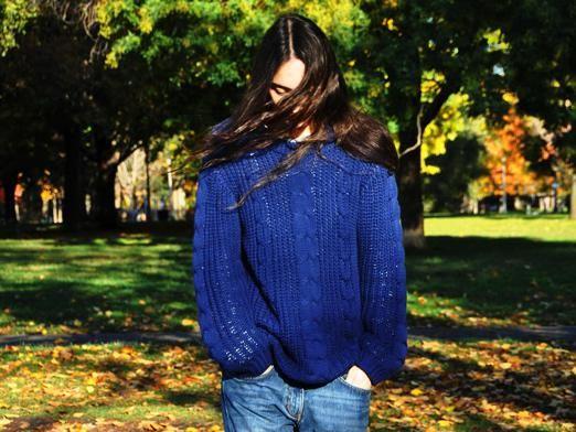 З чим носити светр?