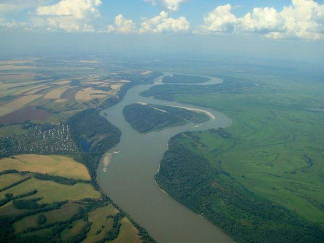 які найбільші річки Росії