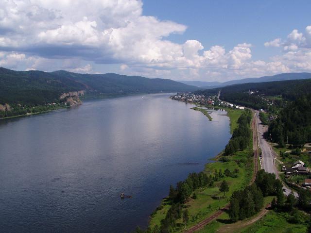 10 найбільших річок Росії