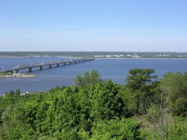 найбільші річки Росії список