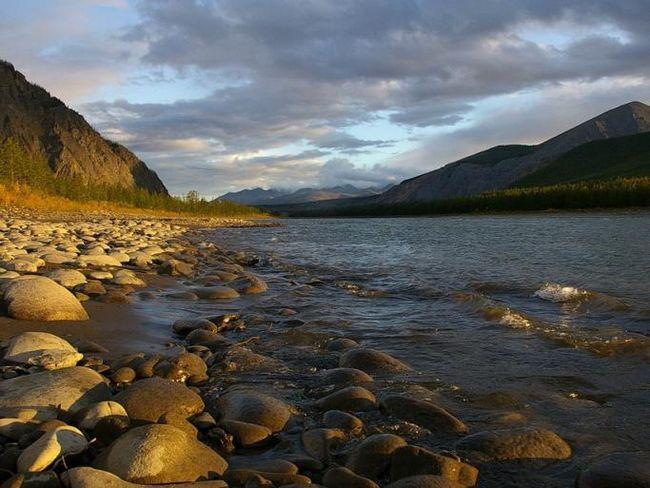 найбільші річки Росії назви