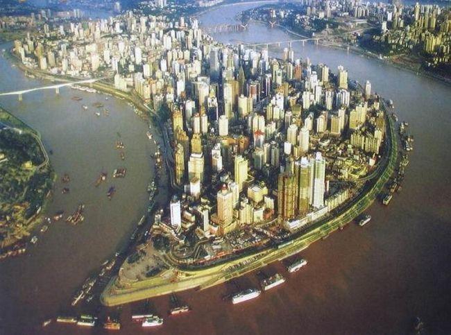 список найбільших міст світу