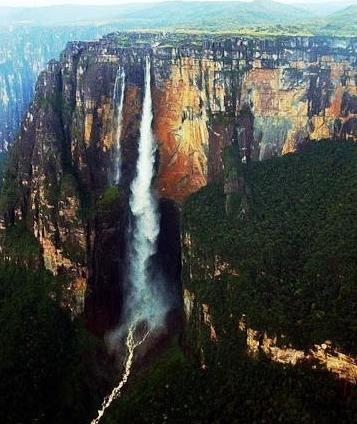 Анхель водоспад