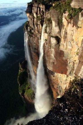 водоспад Анхель Венесуела