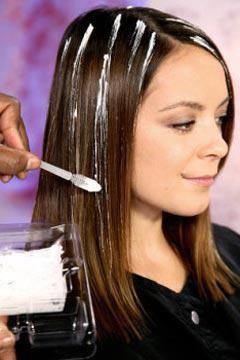 мелірування волосся салон