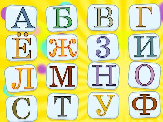 Сколько букв в алфавите?