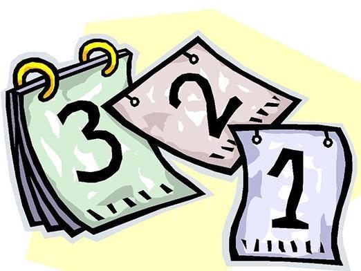 Сколько рабочих дней в месяце?