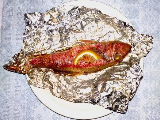 Сколько запекать рыбу?