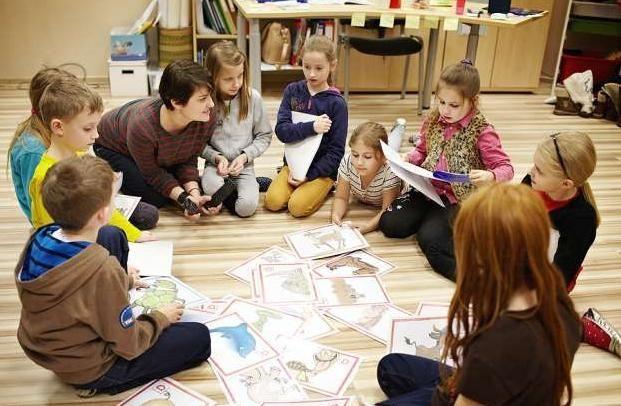 форми організації навчання