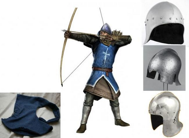 Средневековые платья и их история