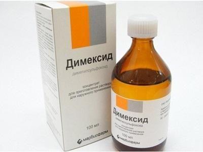 Средство «димексид» для волос. отзывы и способы применения