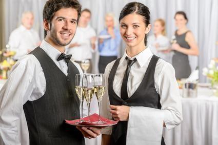 форми обслуговування в ресторані