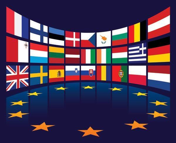 країни, що входять в ЄС 2014