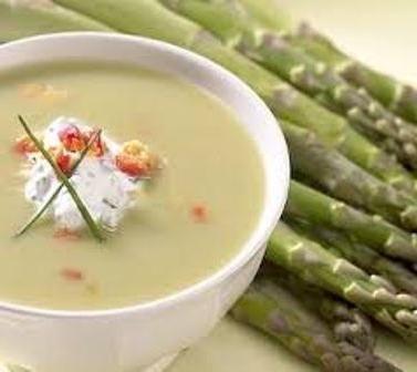 суп з сьомги крем
