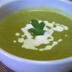 суп пюре з брокколі рецепт