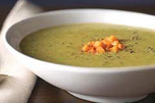 пісний суп-пюре з брокколі