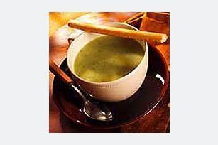 суп пюре з брокколі