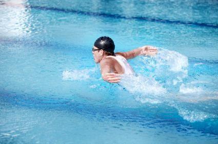 Брас техніка плавання