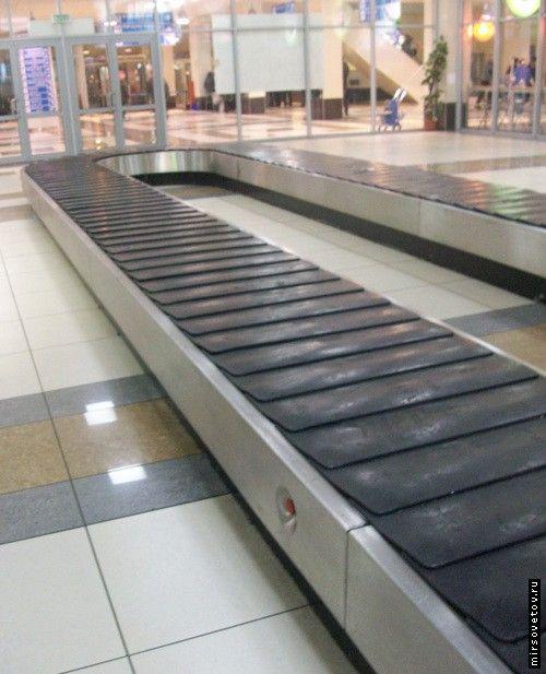 Утеря багажа в аэропорту