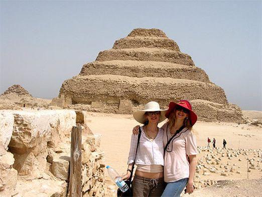 У чому летіти в Єгипет?