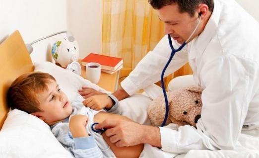 Ваш ребенок заболел? что же делать?