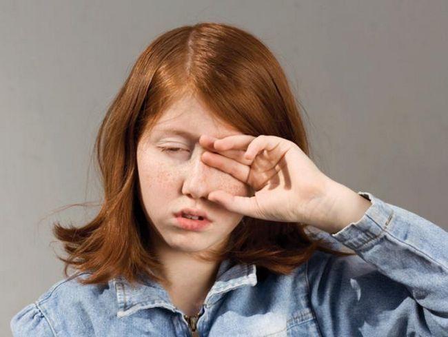 вірусний кон'юнктивіт лікування причини симптоми профілактика