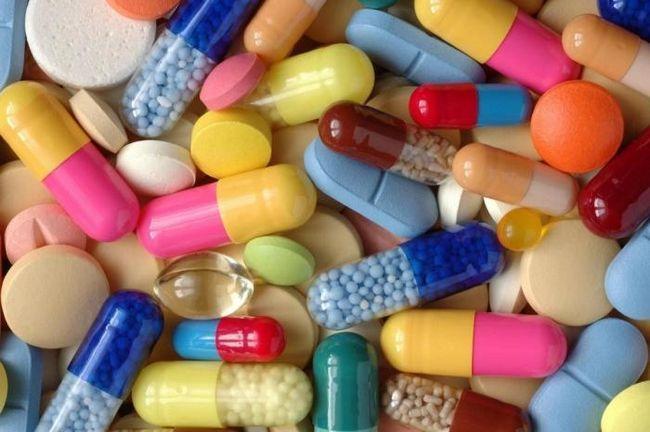 вітаміни в в таблетках