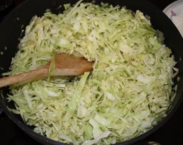 рецепт заливного пирога з капустою