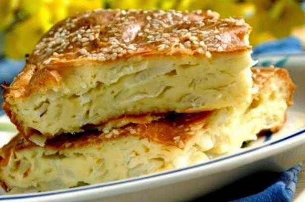 заливні пироги на кефірі