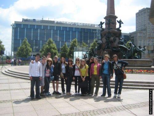 Волонтерская программа в германии