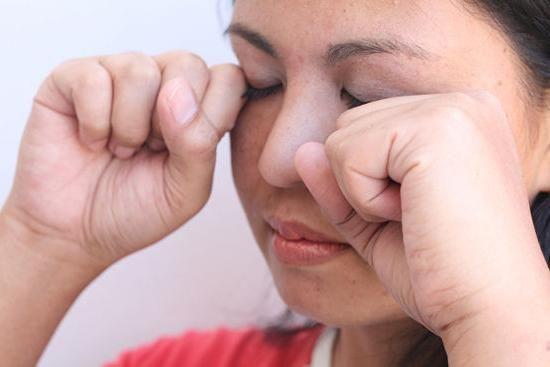 запалення ока лікування захворювань